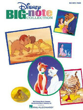 Disney Big Note Easy Piano Songbook 40 Song Book