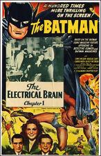 "1943 The Batman Movie Poster Replica 13x19"" Photo Print"