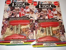 RITCHEY LOGIC RED BRAKE PADS NEW SEALED ON CARD RARE VINTAGE MOUNTAIN BIKE PART