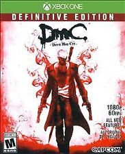 *NEW* DmC Devil May Cry Definitive Edition Game for the XBOX One 1