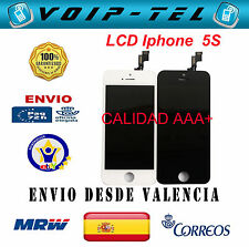 PANTLLA COMPLETA LCD DISPLAY IPHONE 4/4S/5/5C/5G/5S/5SE/6/6+ PLUS/6S AAA+  B/N