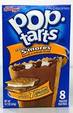 Kellogg's Pop Tarts Frosted Smores Toaster Pastries 14.7 oz