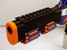 Ikizukuri 20 Dart Holder Suppressor for Nerf® Gun