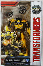 Transformers: The Last Knight Premier Edition Deluxe Bumblebee Action Figure