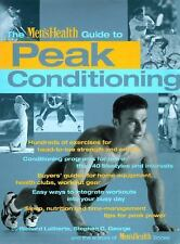 The Men's Health Guide to Peak Conditioning by Men's Health Books Staff,...