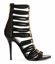 Balmain H&M Sandal Boots Size 5.5 - PE DS Sample Limited Kylie Kendall