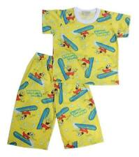 Surfing Spongebob Pajama Set by Gardening Bear (XXL 8-10 yrs old)