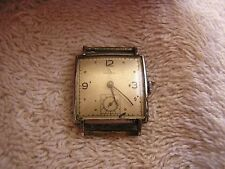 Vintage Marvin 15 Jewels Watch 535