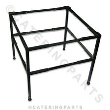 UNIVERSAL USE MULTI FIT DISH-WASHER GLASS-WASHER MACHINE STANDS BLACK COATED
