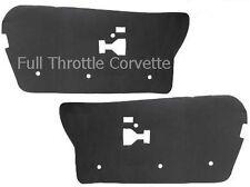 1984 - 1996 Corvette Door Sound Deadener and Insulation