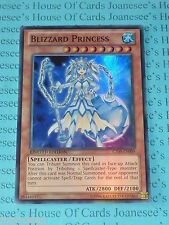 Yu-gi-oh Blizzard Princess CT09-EN009 Super Rare Mint Limited Edition New
