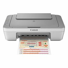 Canon PIXMA MG2520 Inkjet Photo All-in-One Printer - Print,Copy, Scan **NO INK**