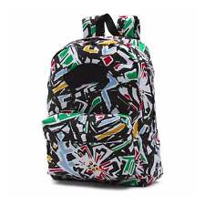 Vans Realm Backpack White Multi - White