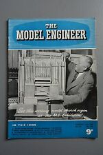 R&L Mag: Model Engineer 11 August 1955 30cc Petrol Engine Design/Chronograph