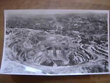 AVEYRON les mines de Decazeville photo aerienne 27 X 45 cm LAPIE