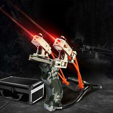 Powerful Hunting Slingshot Laser Sight Catapult Laser Positioning Outdoor Target