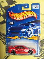 HOT WHEELS 2001 1ST EDITIONS HONDA CIVIC SI RED
