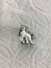 UNICORN JIBBITZ UNICORN SHOE CHARM FITS CROCS UNICORN CLOG CHARM UNICORN CHARM