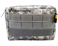 600D Airsoft Tactical Military Molle Utility Accessory Magazine Pouch Bag ACU A