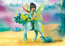 PLAYMOBIL 9137 WATER FAIRY WITH HORSE NEW 2017