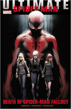 Ultimate Comics Spider-Man: Death of Spider-Man Fallout (Ultimate Comics Spider-