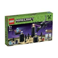 NEW LEGO MINECRAFT THE ENDER DRAGON Set 21117 sealed in box