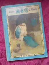 Vintage Bible Picture ABC Book Elsie E. Egermeier 1939 Hardcover