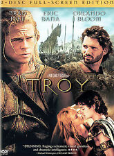 Troy (DVD, 2005, 2-Disc Set, Full Frame) NEW SEALED