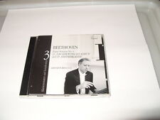 Beethoven: Piano Sonatas Nos. 6, 26 & 29 (2009) CD -NEW -FREE FASTPOST