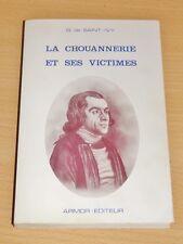 G. de SAINT-IVY La Chouannerie et ses Victimes REVOLUTION Corentin Le Floch 1789