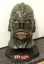 It the Terror From Beyond Space mask lifesize plus stand RARE head prop bust