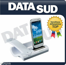 Dock g-500 Samsung Galaxy S2 S3 S4 Note 2 Docking Station Base Caricabatteria
