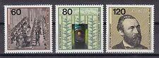 BRD 1984 postfrisch MiNr. 1215-1217  / Einzelmarken aus MiNr. Block 19