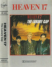 Heaven 17 ‎The Luxury Gap CASSETTE ALBUM Electronic Synth-pop VIRGIN FRANCE
