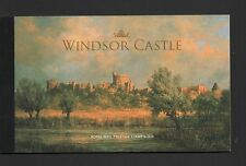 GB 2017 WINDSOR CASTLE  PRESTIGE STAMP BOOKLET