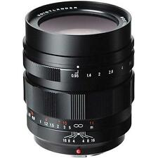 COSINA VOIGTLANDER NOKTON 42.5mm F0.95 LENS FOR MICRO FOUR THIRDS JAPAN