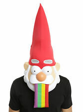 NEW! Disney Gravity Falls Blow Straw Barfing Gnome Mask Costume Cosplay