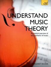 Understand Music Theory (Teach Yourself), , Richer, Margaret, Very Good, 2015-11