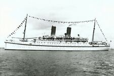 rp826 - Troopship Liner - Empire Windrush - photo 6x4