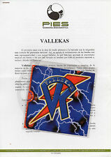 "OBUS / TOPO / SARATOGA / BOIKOT / SKA-P ""VALLEKAS"" RARE CD SINGLE+PRESS DOSSIER"