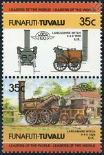 1828 Lancashire Witch (Bolton & Leigh) Train Stamps / LOCO 100