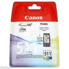 CANON CL511 CL-511 COLOUR PIXMA MP270 MP272 MP480 MP490