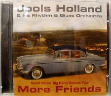 Jools Holland - More Friends (Small World Big Band, Vol. 2) (CD 2002)