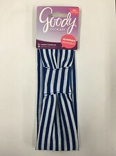 Goody Ouchless Comfort Hairwrap Headband Reversible (NEW)