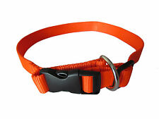 Tourbon Pet Belt Dog Rope Collar Neck Strap Puppy Quick Lock Adjustable Hunting