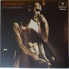Morrissey - your arsenal LP remastered vinyl NEU/OVP/SEALED The Smiths