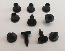 NEW Jaguar XJ8 XJR X308 Door Card Trim gromit X5 Fastener Clips Set Clips X5