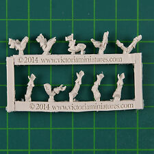 Rausenburg Siege Corps 5 Universal Winter Rifle Arms Female Victoria Miniatures