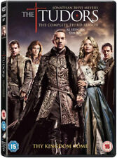 The Tudors: The Complete Third Season DVD (3 Disc BoxSet) 380 mins Viewing Time