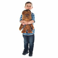Huge XL Large Chewbacca Soft Toy Plush Official Branded Disney UK SELLER